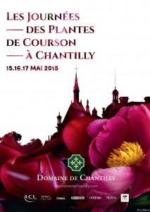des couleurs en la matière à la Journée des Plantes de Courson à Chantilly 2015